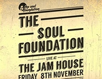 The Soul Foundation live at The Jam House, 2013