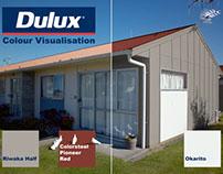 Dulux Colour Visualisation for Pensioner Housing
