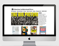Princeton Architectural Press Homepage
