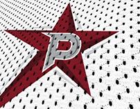 Philadelphia Stars | A11FL Team Branding Concept