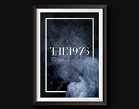 The 1975 Poster Concept