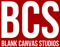 Projects for Blank Canvas Studios, St Louis, MO