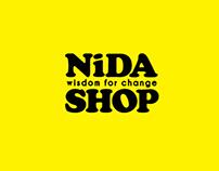 Nida Shop | Branding Identity