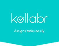 Kollabr - Web Design