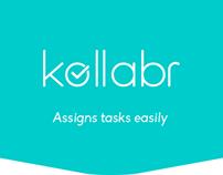 Kollabr - Web Design