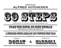 Classic Handbill