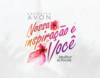 Avon - Concurso Mulher e Poesia