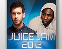 Juice Jam 2012 promotions