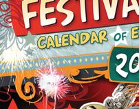 SWLA Festival Calendar of Events Cover 2009