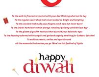 Diwali Emailer