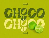 ChocoChoco - Juicy Display Font