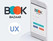 BookBazaar - UX/UI