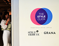 StyleClick PopUp - Retail Experience: StyleTribute.com