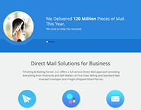Mailing Website