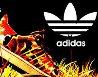 adidas origins