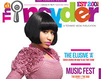 The Insyder Magazine, October 2013 Issue