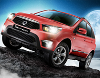 ssangyong, new action
