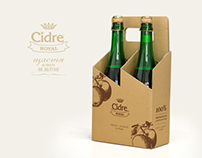 Cidre Royal / Website