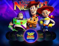Disney Summer Nightastic Site