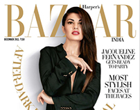 Harper's Bazaar Cover (India)