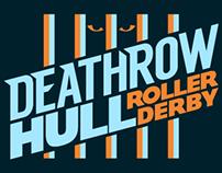 Deathrow Hull Roller Derby Logo/Branding