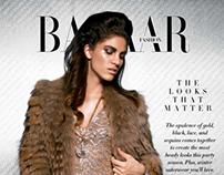 Harper's Bazaar India (inside Story)