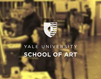 Yale School of Art | Website Redesign
