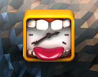 Laugh o´clock Icon