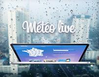 Météo live
