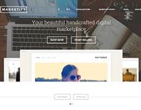 HandCrafted Digital Marketplace