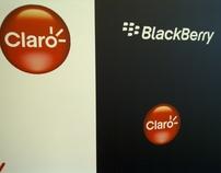 "BlackBerry & Claro ""Surpreenda sua Mãe"""