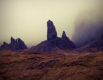 Scottish Road Trip - Jan 2014
