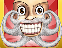 Crazy Beard Mobile Game Design