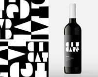 Ciucaté - Branding and wine labelling
