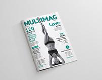 Multipurpose Magazine Template V2