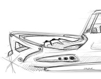 Automotive Sketches 2013
