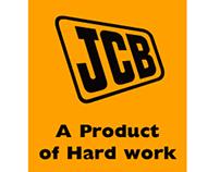 JCB Excavators print Campaign
