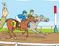 Canterbury Horses