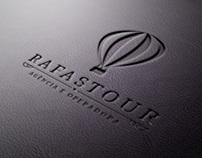 Identidade Visual Rafastour