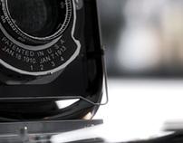 Vintage cam. Model by Javi Martinez. 3dsmax /corona