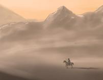 Desert's Knight