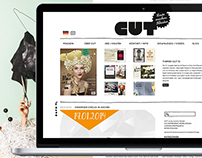 CUT Magazine Website