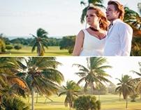 La boda en Cuba: Igor y Katya