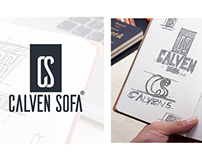 Calvon Sofa | kurumsal kimlik
