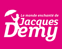 Exposition Le Monde Enchanté de Jacques Demy