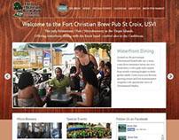 Fort Christian Brew Pub Website