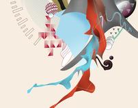 "adidas""BE FASTER"" URBAN ARTIST SERIES – CHINA spring"