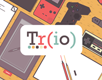 Tr(io) - I'm telling my story. 3 step at a time.