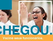 Flu Vaccine Campaign • Novartis