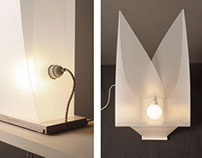 PARABOLICA - Table Lamp
